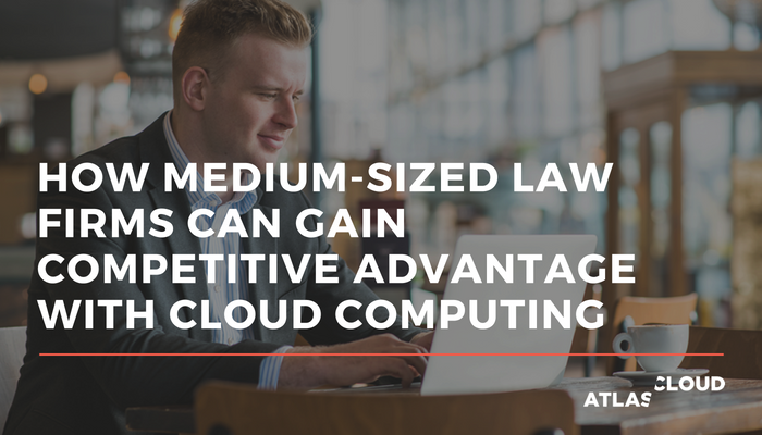 Competitive advantage for medium-sized law firms