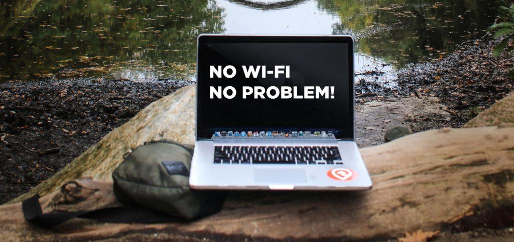 No-wifi-no-problem