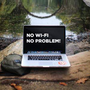 No wifi image