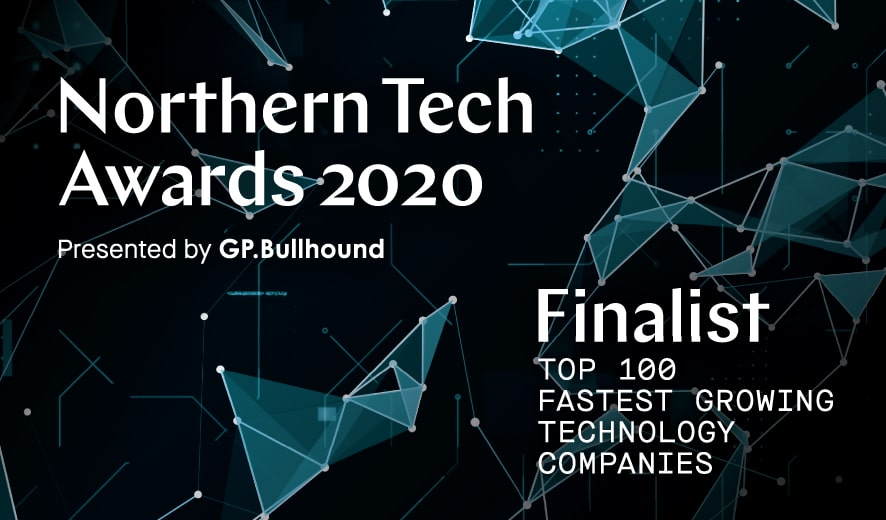 Graphic: Northern Tech Awards 2020 – Finalist