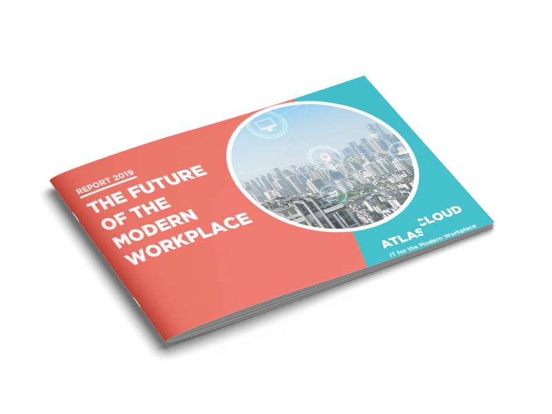 Printed version of the Future of the Modern Workplace Survey Report