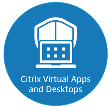 Citrix Virtual Apps & Desktops logo