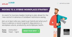 Moving to a Hybrid Workplace Strategy