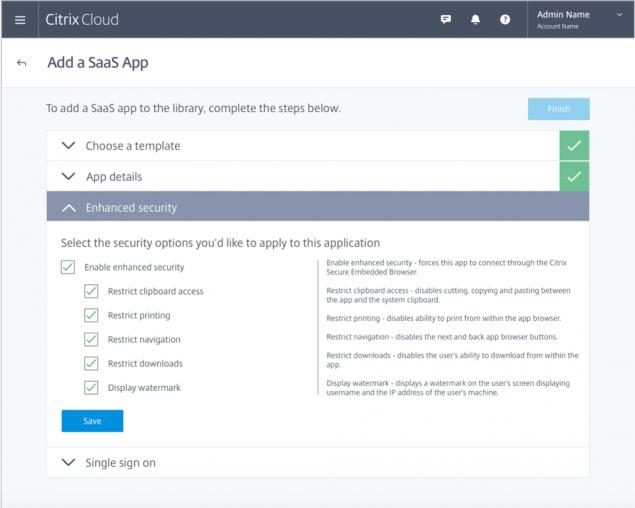 Citrix Access Control | Atlas Cloud